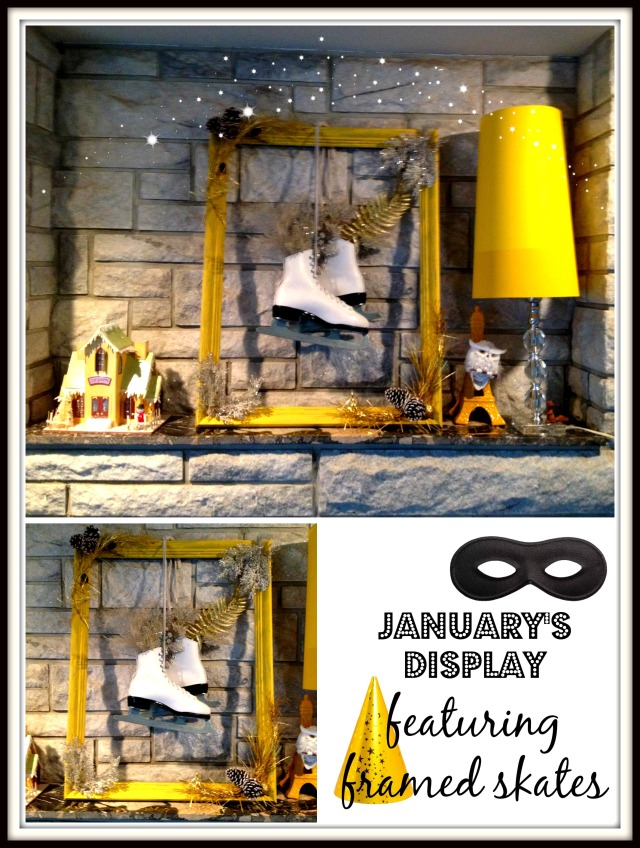 January - framed skates